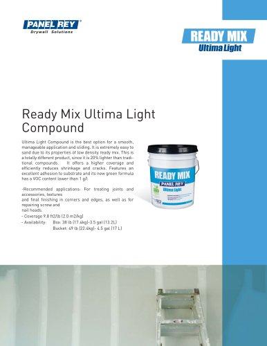 Compound ReadyMix UltimaLight