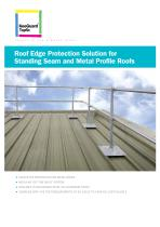 Roof Edge Protection