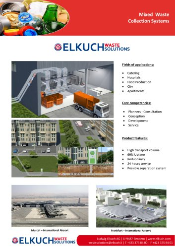 ELKUCH mixed waste solutions