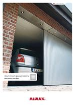 Garage doors: Complete broschure
