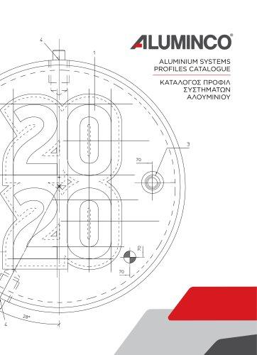ALUMINIUM SYSTEMS PROFILES CATALOGUE