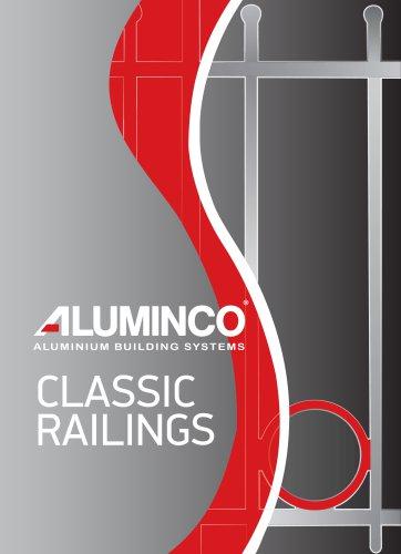 CLASSIC RAILINGS