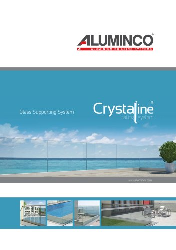 Glass Supporting System Crystaline® railing system