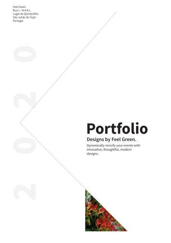 Catalogue Feel Green 2020