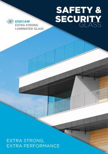 Şişecam Extra Strong Laminated Glass