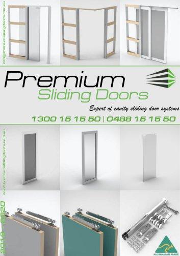 Premium Sliding Doors