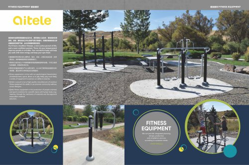 Qitele & outdoor  fitness & Fitness Equipment & Constructed of durable and recyclable materials