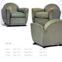 Club Chair Collection - 7