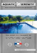 Aquatic Serenity leaflet