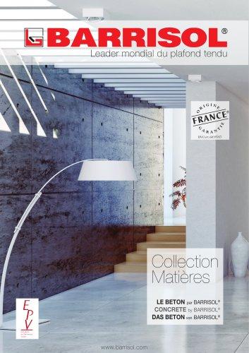Collection Matières Das Beton von BARRISOL