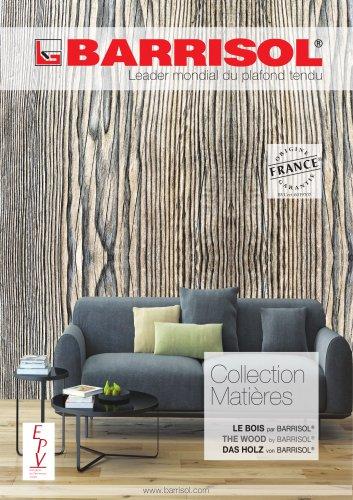 Collection Matières Das Holz von BARRISOL