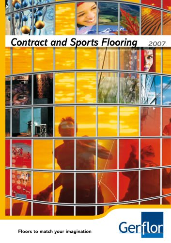 Contract and Sports Flooring
