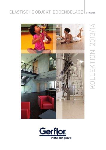 Kollektionsbroschüre 2013/2014:Umschlag