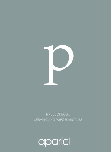 ARCH PROJECTS CATALOGUE
