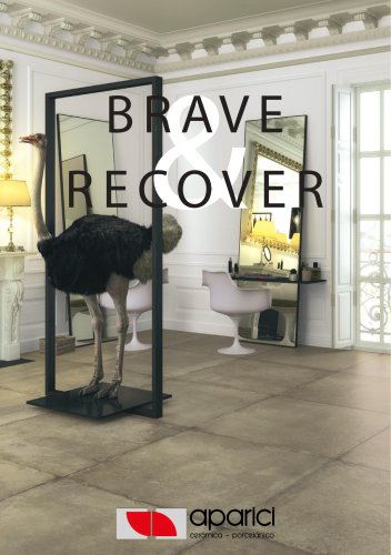 BRAVE & RECOVER COLLECTION