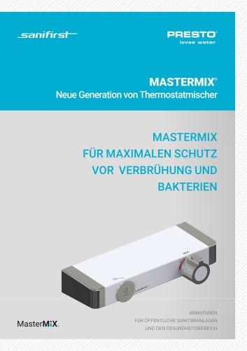 MASTERMIX Thermostatmischer (ohne RV)