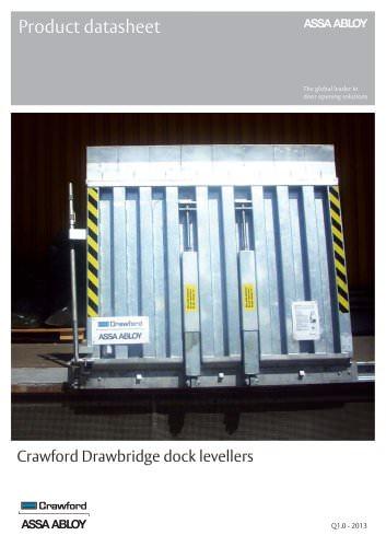 Crawford Drawbridges 640 DMW & 641 DMGZ