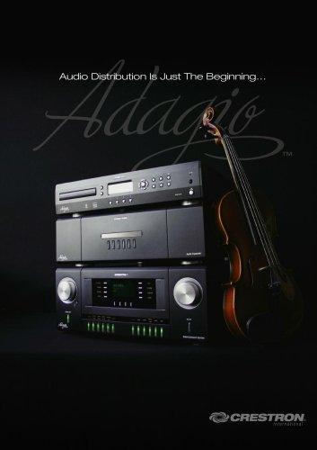 Adagio Broschüre 2007
