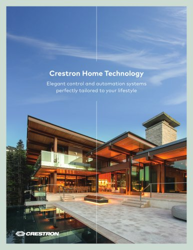 Home Technology Brochure
