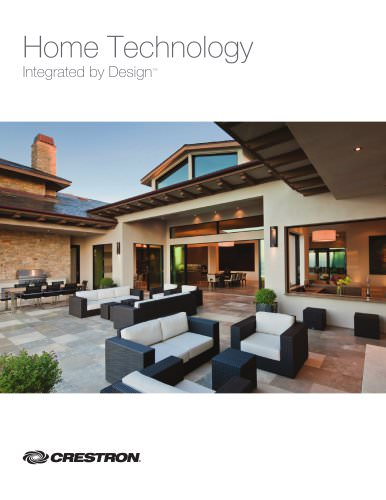 Integrated Home Technology Brochure