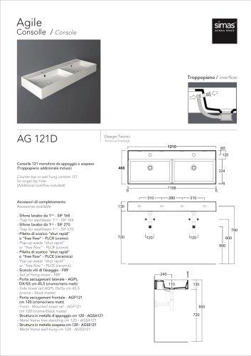 AG 121D