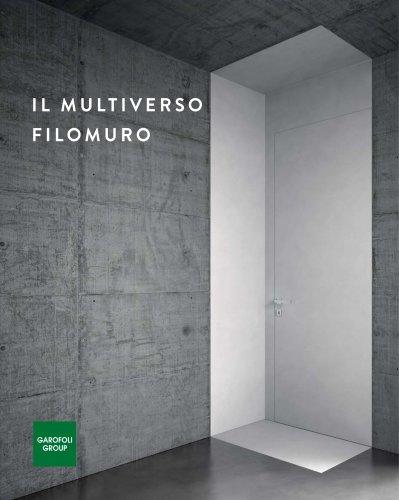 Il Multiverso Filomuro -Türen Filomuro