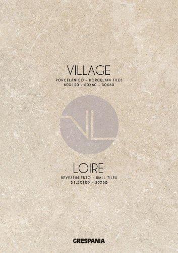 LOIRE-VILLAGE