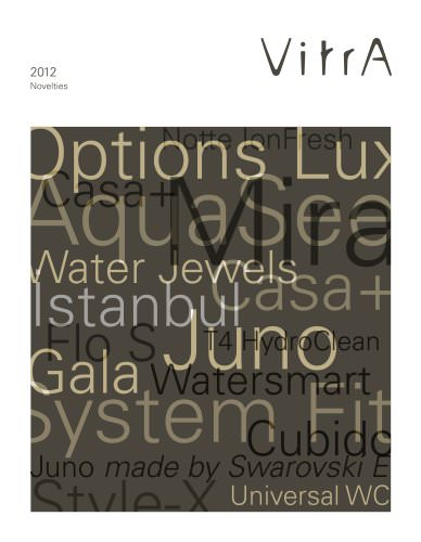 2012 Novelties