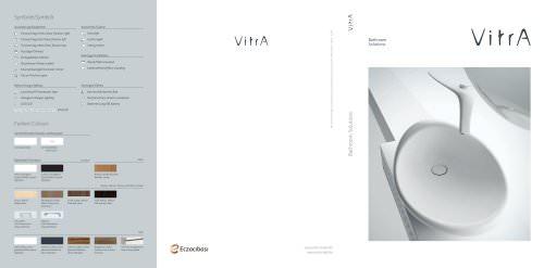 Gesamtbroschüre: VitrA Bathroom Solutions