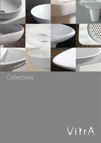 Serienübersicht: VitrA Collections