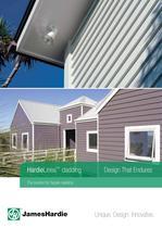HardieLinea (cladding)  brochure