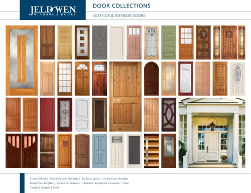 Door collections