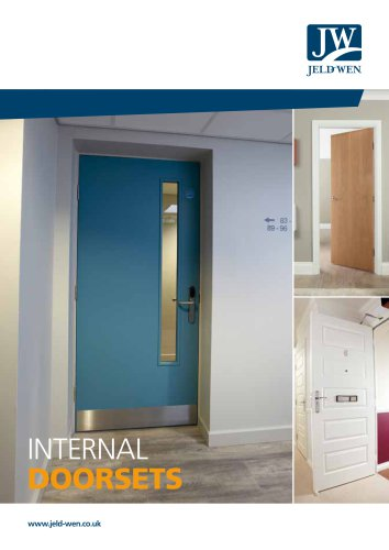 INTERNAL DOORSETS