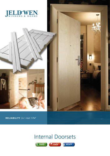 Internal Doorsets Brochure