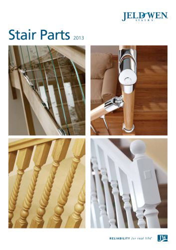 Stair Parts Brochure