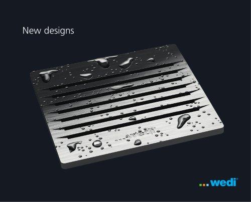 drain cover - New designs