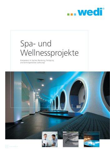 Spa- und Wellnessprojekte
