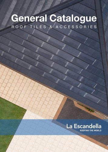 General Catalogue ROOF TILES & ACCESSORIES
