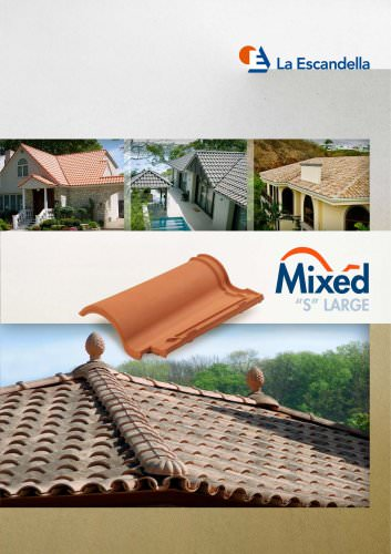 MIXED ROOF TILE BROCHURE