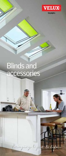 Blinds and accessories