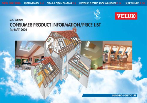CONSUMER PRODUCT INFORMATION-PRICE LIST 05-2006 UK