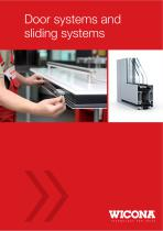 Door systems and sliding systems