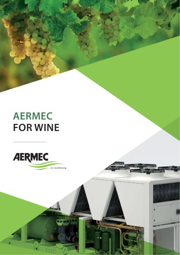 AERMEC FOR WINE