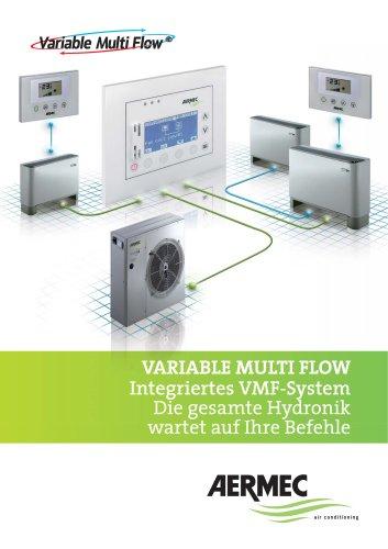 Variable multi flow