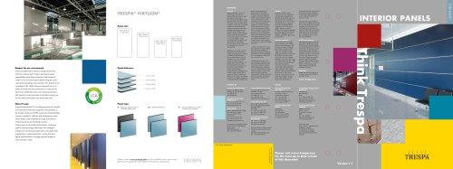 Trespa® Virtuon® interior panels
