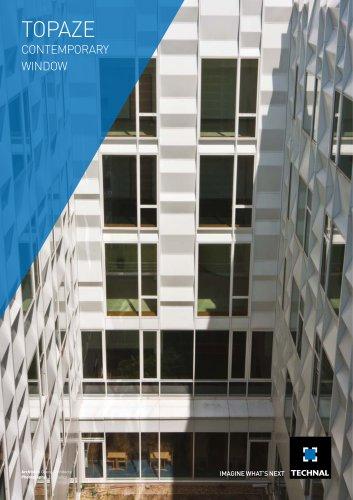 TOPAZE - Contemporary window