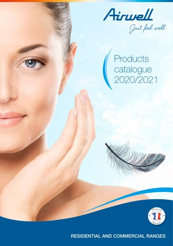 Products catalogue 2020/2021