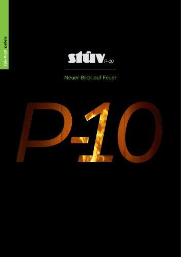 Pelletofen Stûv P-10