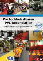 Die hochbelastbaren PVC-Bodenplatten - 1