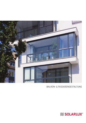 Balkon- und Fassadengestaltung